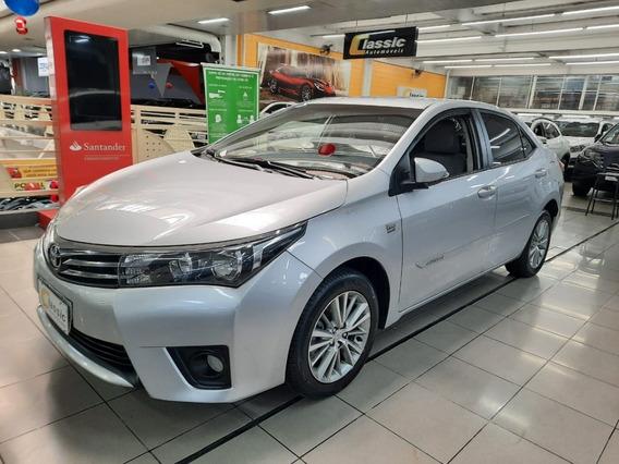 Toyota Corolla 2.0 16v Xei Flex Aut. 4p 2015