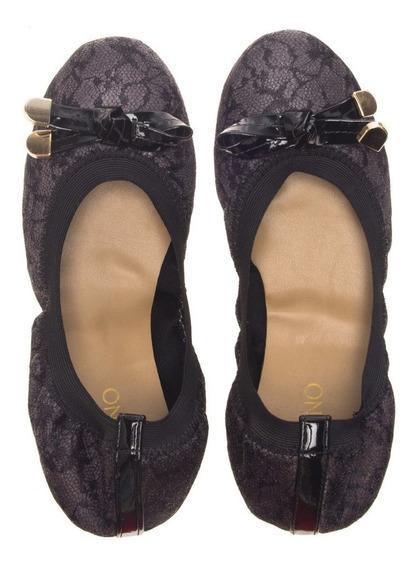Zapatos Ballerinas Via Uno