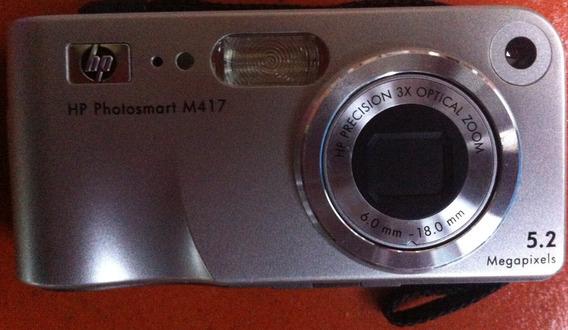 Camara Hp Photosmart M417, 5.2 Megapixels