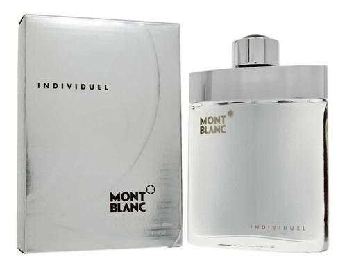 Perfume Mont  Blanc Individual Para Hombre 75 Ml