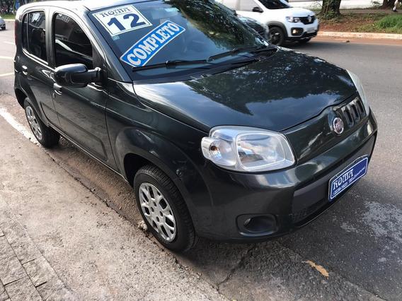 Fiat Uno Evo Vivace 1.0 Flex 4 Portas Completo