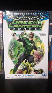 Hal Jordan And The Green Lantern Corps Vol. 1