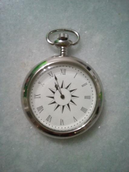 Relógio De Bolso Réplica Do Relógio Do Barão De Hausmann