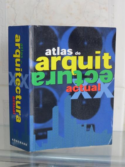 Livro Atlas De Arquitectura Atual Francisco Asensic Cerver