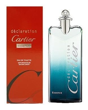 Perfume Declaration Cartier Essence 100 Ml - Sem Celofane