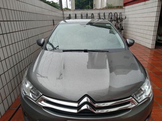 Citroën C4 Lounge 1.6 Thp Origine Flex Aut. 4p