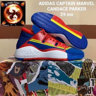Adidas y Marvel crean tenis inspirados en los Avengers