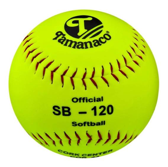 Pelota De Softbol Profesional Sb-120 12