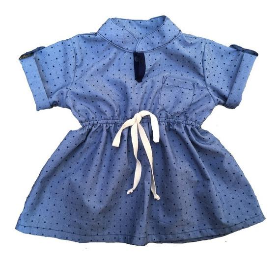 Vestido Infantil - Modelo Cape Cod