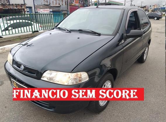 Fiat Palio Carros Financiados Com Score Baixo Ficha No Zap