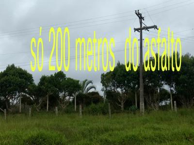 06c- Troco Terreno De 1000 M2 Por Carro