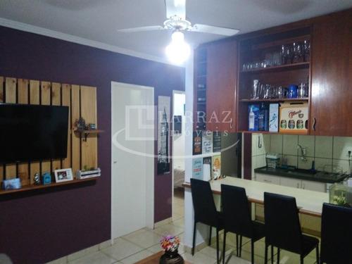 Imagem 1 de 21 de Apartamento Para Venda  No Ipiranga/dutra, Residencial Das Americas, 2 Dormitórios, 48 M2, Condomínio Fechado Com Lazer Completo - Ap01667 - 34584035
