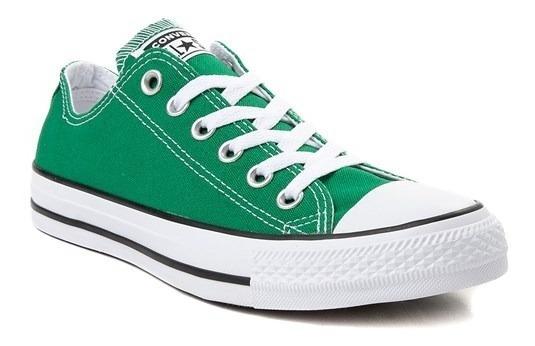 Converse Chuck Taylor All Star Lo Sneaker Amazon Verde