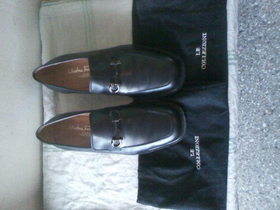 Zapatos Mocacines Salvatore Ferragamo