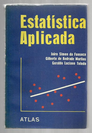 Estatística Aplicada - Jairo Da Fonseca
