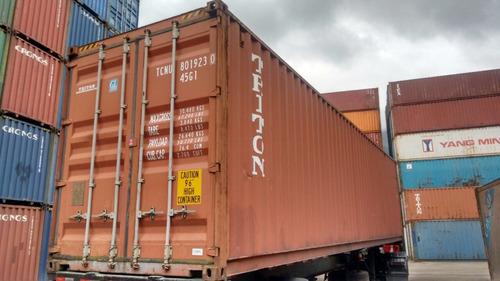 Container Vinte Pés