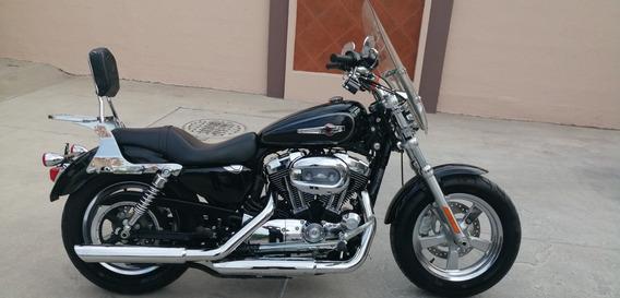 Harley Davidson Sporster 1200 Custom 2015