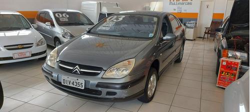 Imagem 1 de 14 de Citroën C5 2003 2.0 Exclusive Aut. 4p