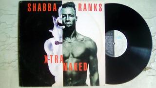 Lp Shabba Ranks - X-tra Naked 1992 Nacional