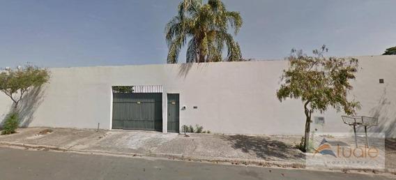 Chácara Com 9 Dormitórios À Venda, 2500 M² - Jardim Boa Vista - Hortolândia/sp - Ch0067