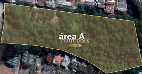 Imagem 1 de 1 de Terreno À Venda, 23.016 M² Por R$ 14.692.000 - Parque Botujuru - São Bernardo Do Campo/sp - Te0338