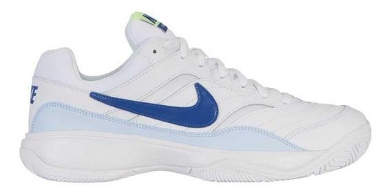 Zapatillas Nike Court Lite Tenis Hombre Nueva 845021-108