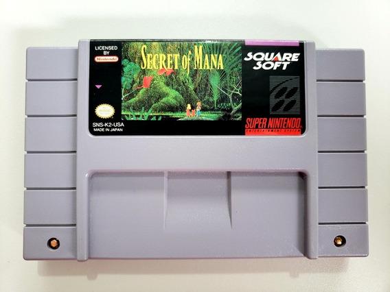 Secret Of Mana Original Snes
