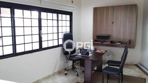 Casa Com 11 Dormitórios Para Alugar, 443 M² Por R$ 10.100,00/mês - Jardim São Luiz - Ribeirão Preto/sp - Ca2539