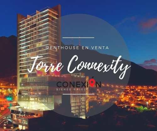 Penthouse En Venta En Monterrey Con Espectaculares Vistas Al Cerro De La Silla!