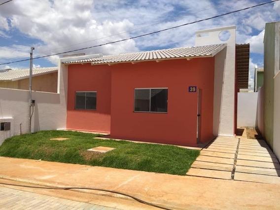 Casa De 2/4 Em Condomínio A 10 Min. Do Buriti - Al1161 - 33537025