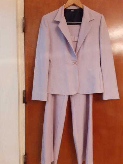 Set De Chaqueta Blazer Y Pantalon Para Dama Marca Armi