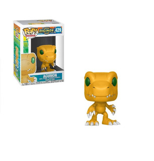 Funko Pop 429 Agumon Digimon Playking