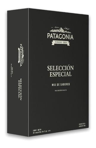 Imagen 1 de 4 de Te Patagonia - Seleccion Especial Saquitos X 30