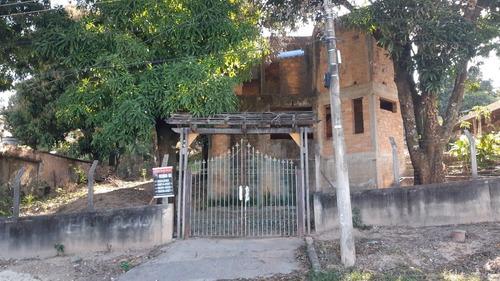 Chácara Para Venda Em Ribeirão Das Neves, Rosaneves, 2 Suítes - Ch08_1-1499173