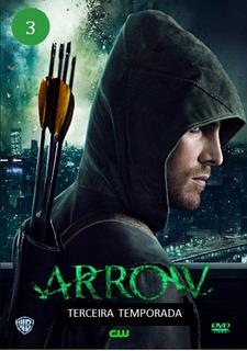 Série Arqueiro - Arrow 3 Terceira Temporada Completa E Dubla