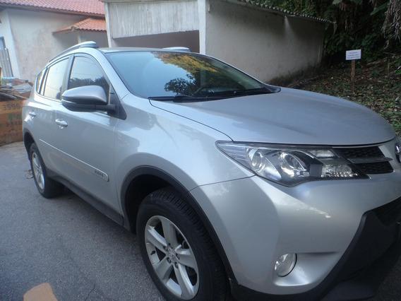 Toyota Rav-4 2.0 4x2 Aut. 5p 2014 Semi Nova So 46.000km