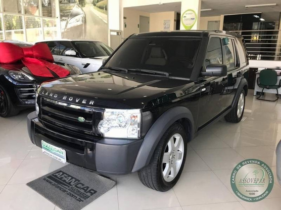 Land Rover Discovery 3 S 2.7 4x4 Diesel Aut./2007