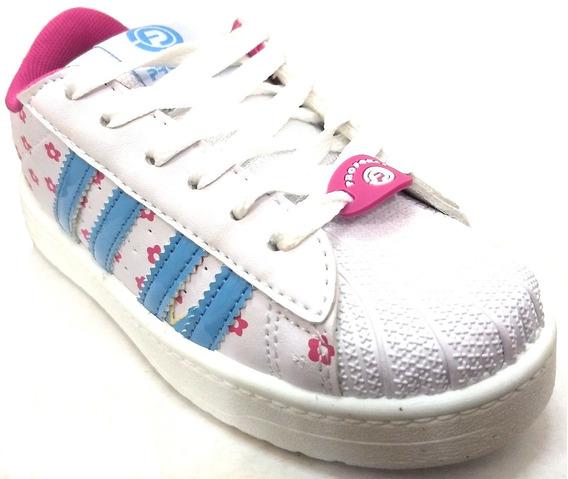 Zapatillas Proforce De Puntera Varios Colores Art 325