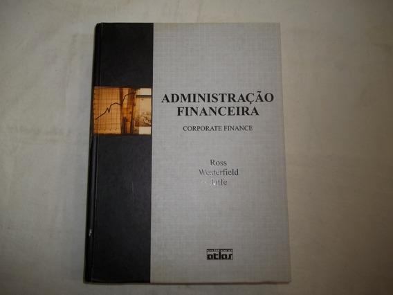 Administração Financeira - Corporate Finance Stephen A. Ross