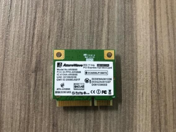 Placa Wireless Azurewave Ar5b95 Netbook Asus