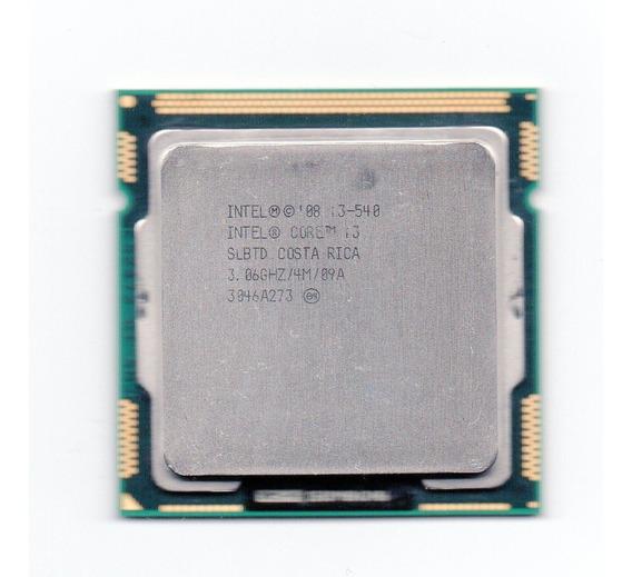 Processador Intel Core I3 540 3.06ghz 4mb Oem Lga 1156