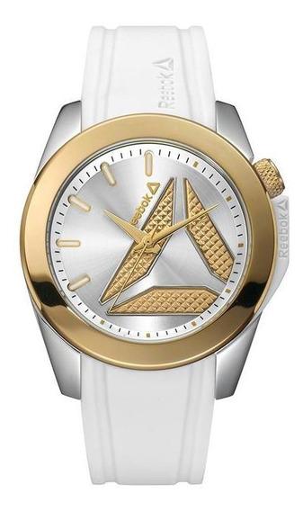 Reloj Reebok Para Mujer Reacondicionado Blanco