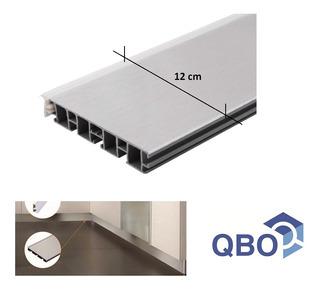 Zócalo Para Mueble De Cocina De Pvc Con Aluminio 12cm