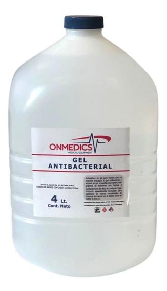 Gel Antibacterial Manos Desinfectante 4lt Sanitizante Refil