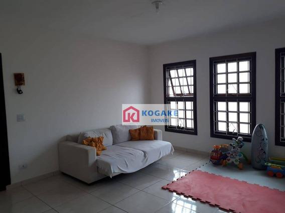 Sobrado Com 3 Dormitórios À Venda, 216 M² Por R$ 480.000,00 - Jardim Das Indústrias - São José Dos Campos/sp - So0801