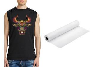 Vinil Textil Sublimable Subliflex 50cm X 1m Sublima Algodón