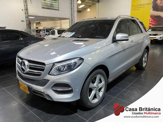Mercedes Benz Gle250 Cdi 4matic Automatico 4x4 Diesel