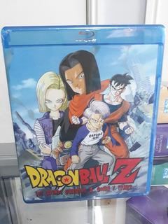 Dragon Ball Z Bluray Gohan Y Trunks Envio Gratis