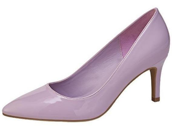 Zapatillas Dama Marca Yaeli Cv321 Lila