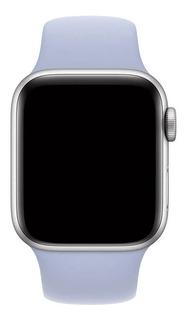 Pulseira Sport Lisa Compatível Com Apple Watch E Iwo